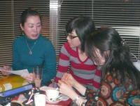 vo北橋美輪子さんと久々に再会するボ-カル仲間