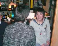 d安井鉄太郎さんと元お弟子さん