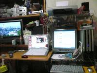 僕の部屋。