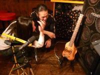 g村山義光氏とギターに興味のあるお客様