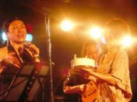 Rose生誕50周年記念ケーキ