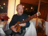 g村山義光氏のトラベルギターをお気に召したお客様