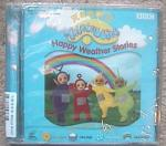 テレタビーズ・HAPPY WEATHERのVCD