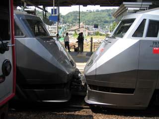 九州の電車