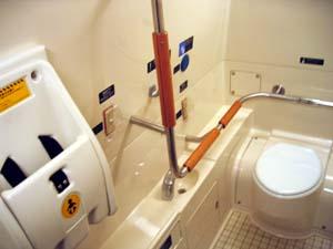 新幹線つばめトイレ