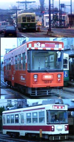 長崎の市電