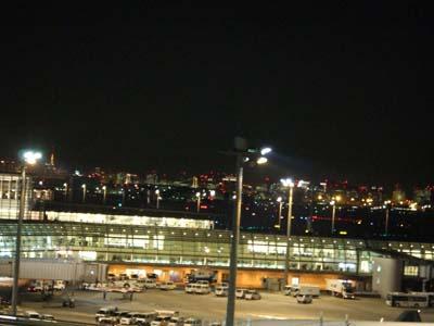 羽田空港 東京タワー・レインボーBr.jpg