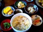 Yugafu-yamabare(ゆがふ山原)朝食和食。