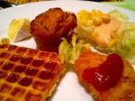 :リーガルカオルーンホテル朝食。