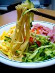 五木食品の冷やし中華。