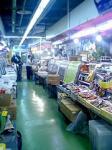 沖縄・那覇のこと-第一牧志公設市場。
