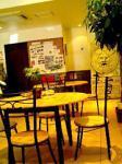 渡辺通にオープンしたプントウーノカフェ。