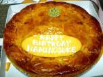 フランス菓子の16区のアップルパイ♪