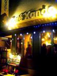 Cafe Xando1周年記念パーティーに潜入♪