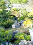 別府にひっそりたたずむ青い温泉・神和苑で立ち寄り湯。