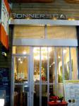 下通りのBONNER'S CAFE(ボナーズカフェ)でスイーツセット。