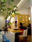 季離宮のREGENE CAFE&DINING BAR(リジェネ)でカフェランチ。