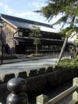 金沢・長町武家屋敷の前田土佐守家資料館と金沢市老舗記念館。