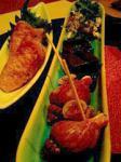 美野島のきなり食堂で斬新なフレンチ懐石♪