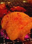 警固の七輪炭火焼肉88(ハチハチ)で焼肉。