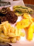 石垣島のゆがふ山原(Yugafu-yamabare)の島料理♪