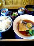 清川の和カフェ おまめで和定食ランチ♪