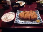 東区原田の和心とんかつ あんずでおいしいとんかつを食べる!