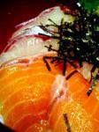 薬院の大漁市場なるみ乃薬院店でお得な海鮮丼ランチ♪