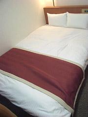 リッチモンドホテル鹿児島金生町に宿泊。