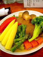西中洲の小料理悦でおでんで一杯☆