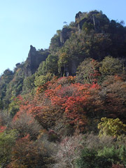 秋到来!耶馬溪・一目八景で紅葉狩り☆