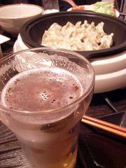 餃子とジャンボジェンガとワタシ。