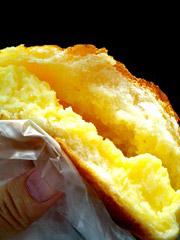 大分のベーカリーはやしのクリームパン☆