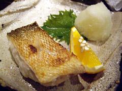大手門の平で珍しい新鮮お魚料理を堪能!