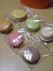 福岡市内のケーキ屋さんのマカロン食べ比べ!