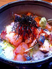 春吉の地魚旨い処 銀さばで限定海鮮丼☆