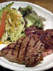 大濠のステーキハウス牛亭でお肉ランチ♪