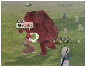 お母さん熊1