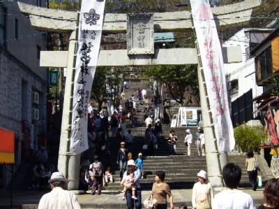 長崎くんち-諏訪神社