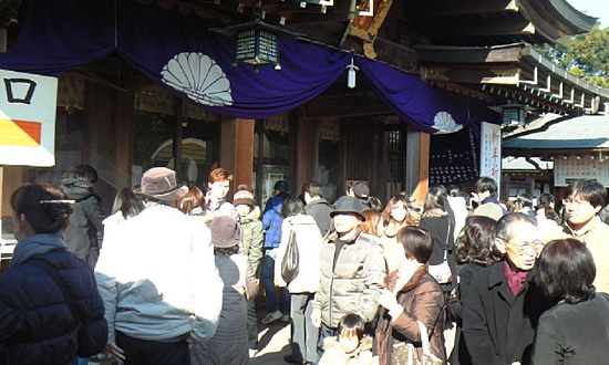 長崎くんち-舞台