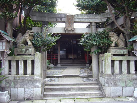 坂上天満宮神社