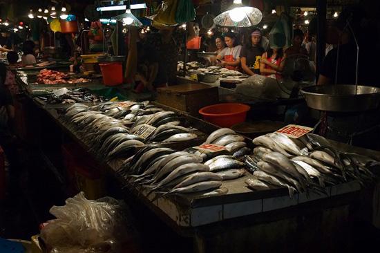 マニラ市場