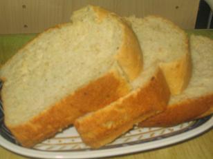 チーズオニオン食パン