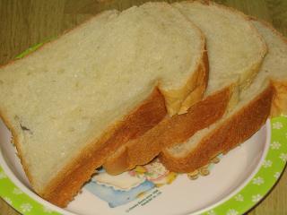 クリームチーズ食パン