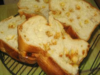 キャラメル食パン
