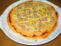 ポテトピザ
