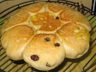 炊飯器パン2