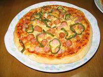 トマトピザ
