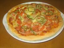 トマトピザ2