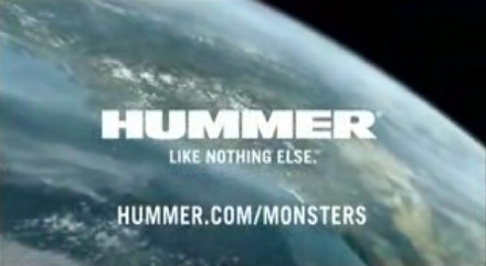 Hummer Monsters